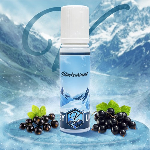 Blackcurrant 50ml Shortfill