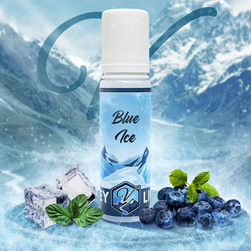 Blue Ice 50ml Shortfill