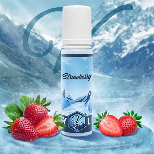 Strawberry 50ml Shortfill