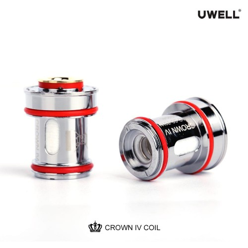 Uwell Crown IV (Crown 4) Replacement Coils - Pack of 4