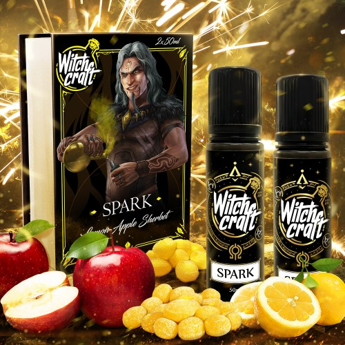 Spark 2x50ml Box Shortfill