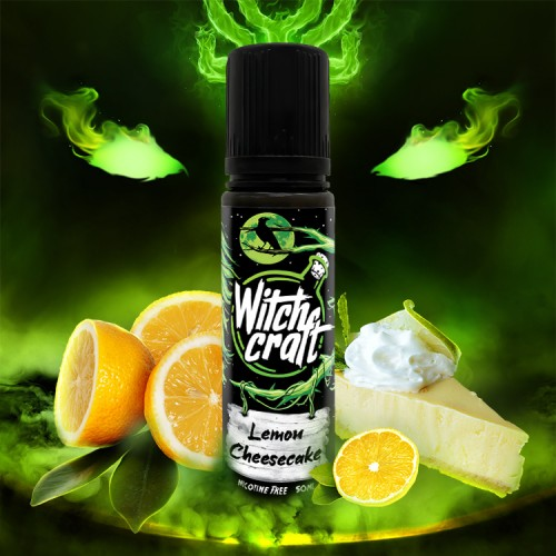 Lemon Cheesecake 50ml Shortfill