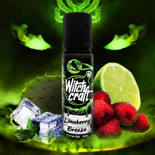 Limeberry Breeze 50ml Shortfill