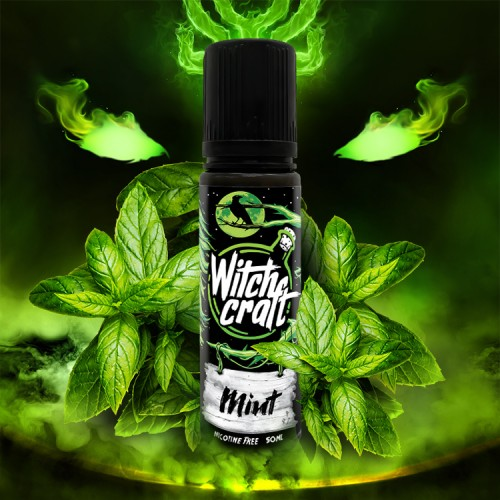 Mint 50ml Shortfill