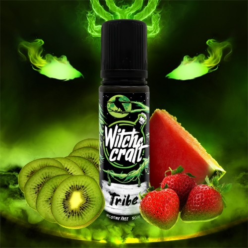 Tribe 50ml Shortfill