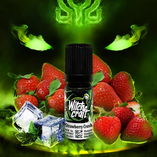 Strawberry Crush 10ml